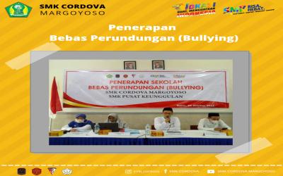 Penguatan Program Agen ROOTS (Agen Perubahan Anti Bullying/Perundungan) SMK Cordova Margoyoso